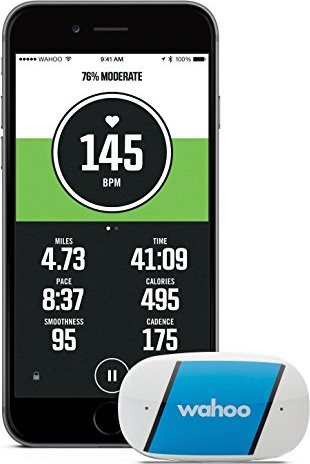 Wahoo TICKR Heart Rate Monitor for iPhone &