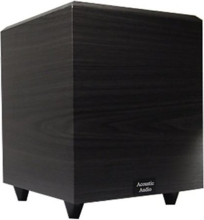 Acoustic Audio PSW-8 300 Watt 8-Inch Down Firing