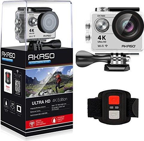 AKASO EK7000 4K WIFI Sports Action Camera Ultra